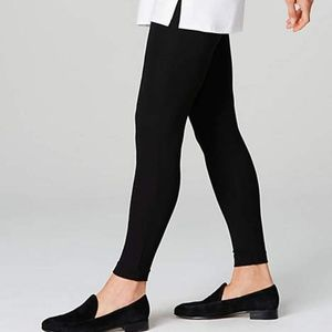 J. Jill | Ponte Leggings Black Size M
